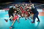 والیبال ایران مسافر توکیو شدند