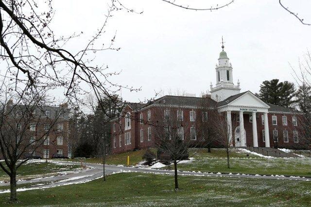 کالج بابسون در ایالت ماساچوست آمریکا- گتی ایمجز