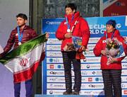 محمدرضا صفدریان به نشان نقره مسابقات یخنوردی قهرمانی آسیا دست یافت