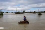 وزرا در سیستان | نبود جاده دسترسی برای امدادرسانی به ۱۲۰هزار سیلزده چابهار