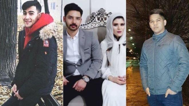 افغانستان سقوط هواپیمای اوکراینی