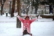 مدارس برخی از شهرستانهای استان تهران یکشنبه  ۲۹ دی تعطیل شد
