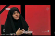 فیلم | حرفهای جنجالی زینب ابوطالبی در شبکه افق