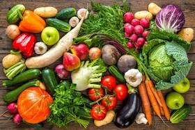 اینفوگرافیک | ضد عفونی کردن سبزیجات و میوهها بدون مواد شیمیایی