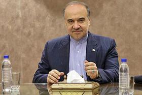 قول وزیر به شیخ سلمان: تضمین امنیت تیمها با من