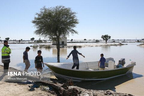 دلگانیها نیازمند کمک بیشتر | زیاد بودن عمق خسارتها در سیستان و بلوچستان