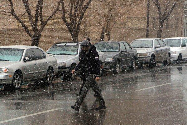 بارشها تا کی ادامه دارد؟ | دمای تهران تا دو روز آینده