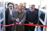 افتتاح ۳ طرح عمرانی  در دانشگاه بیرجند