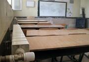 تجهیز مدارس دامغان به سیستم گرمایشی
