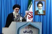 تصویر اولین حضور آیتالله خامنهای در نماز جمعه تهران