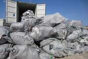 کشف ۳۴۰ تن مواد اولیه پتروشیمی قاچاق در ری
