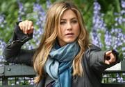 عکس | بازیگر معروف سریال «فرندز» به بایدن رای داد