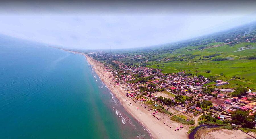 ساحل خزر