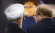پینگپنگ سیاسی بین ۲ قوه | تقابل روحانی و قالیباف؛ جدال تند نزدیکان ۲ رئیس