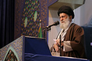 بازتاب جهانی بیانات رهبری در نماز جمعه | بلومبرگ: رهبر ایران ترامپ را دلقک خطاب کرد