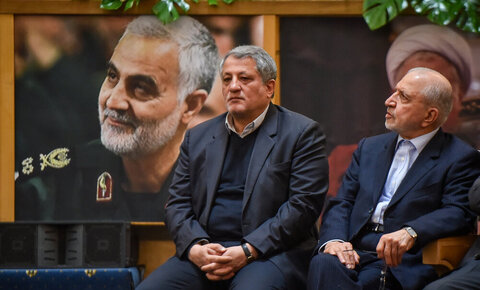 تصاویر مراسم سومین سالگرد درگذشت هاشمی رفسنجانی
