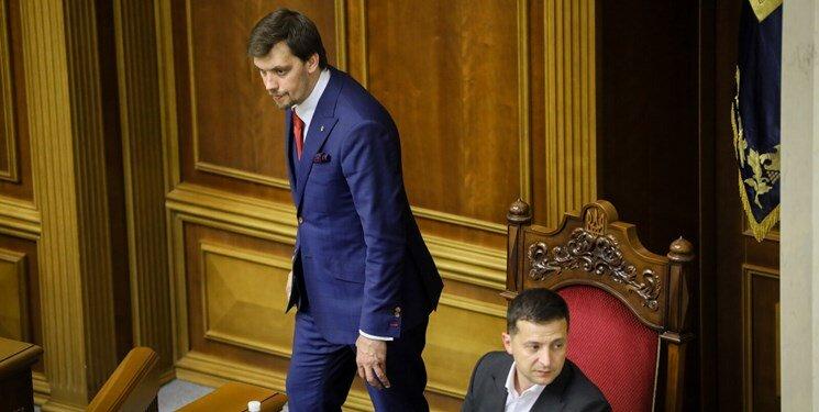 نخست وزیر اوکراین