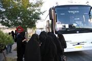 اعزام مددجویان قزوینی به اردوهای زیارتی