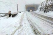 ۱۳۵ روستا در محاصره برف   ارتفاع ۲۵ سانتیمتری برف در چاراویماق و عجبشیر