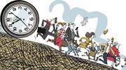 چرا بعضیها همیشه دیر میرسند؟