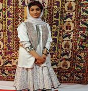 آشنایی با لباس سنتی زنان سیستان