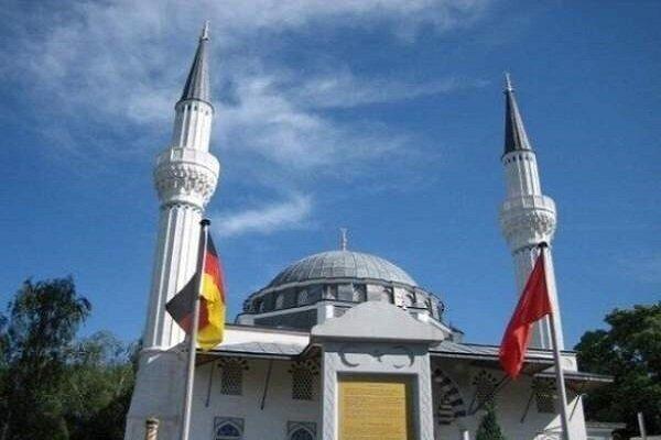 مساجد آلمان