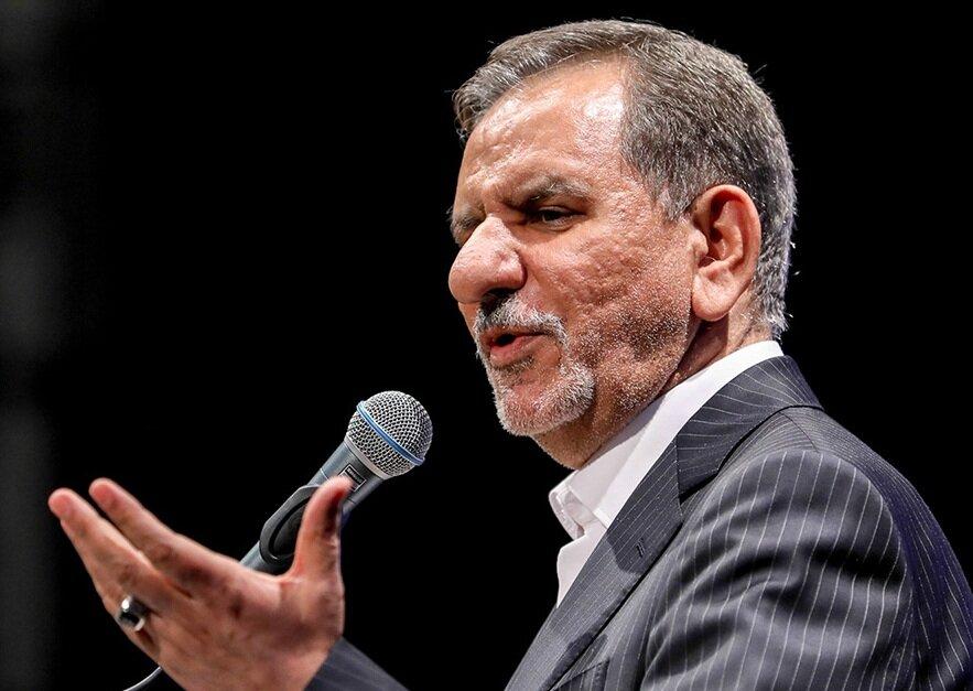 جهانگیری: مردم نیاز به آزادی، استقلال و جمهوری اسلامی را از یاد نبرده و نمیبرند