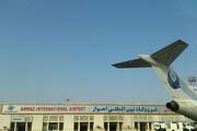 ۱۱ پرواز فرودگاه اهواز به دلیل شرایط جوی در مبدا باطل شد