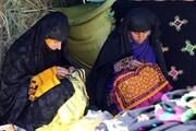 سوزندوزی؛ معجزه دست زنان بلوچ