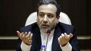 عکس | واکنش عراقچی به اتهام  یک روزنامه در آستانه نشست وین