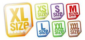 چطور سایز دقیق خود را پیدا کنیم؟