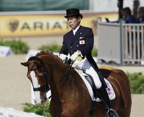 حضور سوارکار ۷۸ ساله در تیم ملی ژاپن برای المپیک