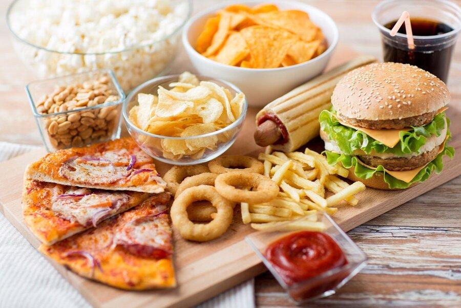 فستفود - غذا - تغذیه - آشپزی