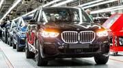 سال گذشته چند BMW فروخته شد؟
