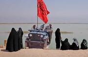 تصاویر عکاس بریتانیایی از یادگارهای جنگ ایران و عراق