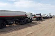 توزیع سوخت در مناطق صعب العبور دیواندره