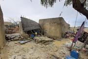بازسازی مناطق آسیب دیده از سیل هرمزگان به سرعت آغاز میشود