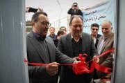 افتتاح نخستین ایستگاه سنجش گرد و غبار در گلستان