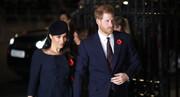 ماجرای خروج شاهزاده هری و همسرش از دربار بریتانیا