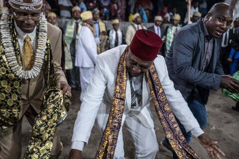 عروسي به سبك مردم كومور