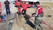 عملیات امدادرسانی بهآسیب دیدگان سیستان و بلوچستان