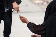 جمعآوری متکدیان و کودکان خیابانی