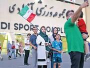 کیهان ممنوعیت چهل ساله ورود زنان به استادیومها را تکذیب کرد