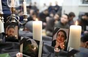 فیلم | همدردی وزیرخارجه کانادا با نانوای ایرانی که خانوادهاش در حادثه هواپیما جان باختند