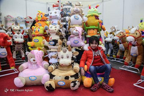 نمایشگاه دنیای اسباببازی
