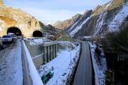 قطعه یک آزادراه تهران - شمال آماده بهرهبرداری شد