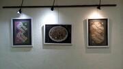 نمایشگاه «خود آموخته» در نگارخانه شیخ هادی