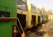 فرسودگی۱۶ هزار دستگاه اتوبوس درونشهری قزوین تا پایان سال