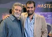 نامه شهاب حسینی به روحانی برای بازگشت بهروز وثوقی