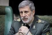 واکنش وزیر دفاع به ترور و شهادت محسن فخری زاده